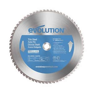 Evolution Power Tools 14BLADETS Tooth Thin Steel Cutting Blade, 14-Inch x 90-Inch, Blue for $175