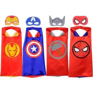 Rubie's Marvel Super Hero Cape Set for $20