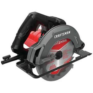 CRAFTSMAN 7-1/4-Inch Circular Saw, 13-Amp (CMES500) for $54