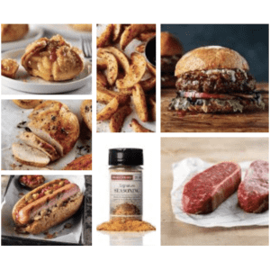 Omaha Steaks Steaks & More Grill Pack for $140