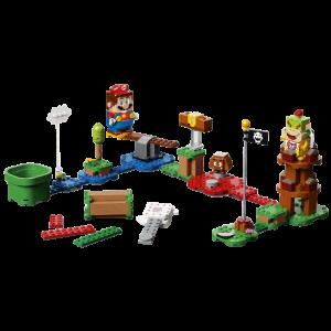 LEGO Super Mario Adventures With Mario Starter Course for $48