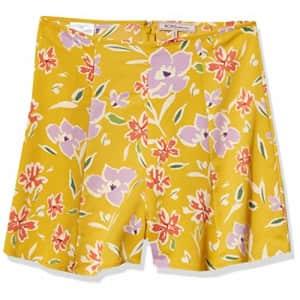 BCBGeneration Women's High-Waisted Flippy Shorts, Multi, 8 for $26