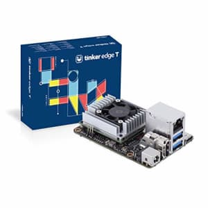 ASUS Tinker Edge T SoC 1.5GHz Quad Core CPU, GC7000 Lite Graphics, 1GB LPDDR4 & 8GB eMMC Mini for $182