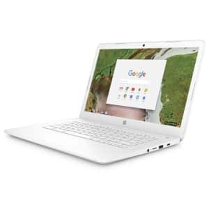 """HP Celeron 14"""" Refurbished Chromebook for $200"""