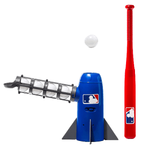 Franklin Sports MLB Kids' Pitching Machine for $24