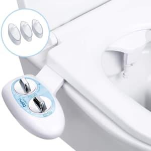 Dalmo Bidet Toilet Attachment for $21