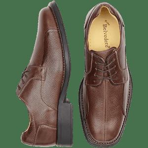 Belvedere Men's Bay Bridge Dress Shoes for $30