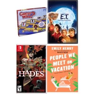 Books, Board Games, Movies, and Video Games at Amazon: Buy 2, get 3rd free