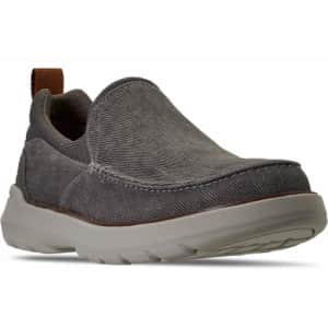 Skechers Men's Relaxed Fit Doveno Hangout Shoes for $20