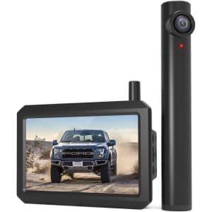 Auto-Vox Truly Wireless Backup Camera for $180