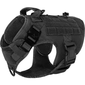 Taglory Tactical Dog Harness from $17