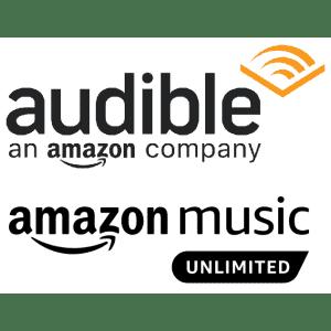 Audible Premium Plus + Amazon Music Unlimited: 3-month free trial