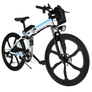 HiFashion 26'' 36V Folding Electric Bike for $970