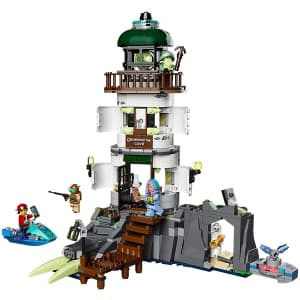 LEGO Hidden Side The Lighthouse of Darkness AR Kit for $93
