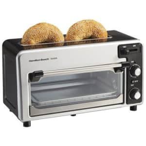 Hamilton Beach Toastation Oven with 2 Slice Toaster Combo, Ideal for Pizza, Chicken Nuggets, Fries for $200