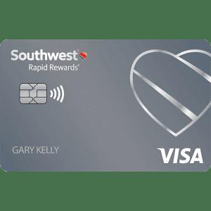 Southwest Rapid Rewards® Plus Credit Card: Earn 65,000 points