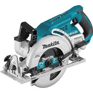 "Makita XSR01Z 18V X2 LXT Lithium-Ion 36V Brushless Cordless Rear Handle 7-1/4"" Circular Saw, Tool for $126"