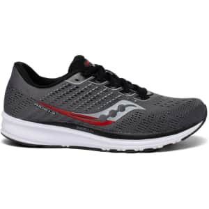 Saucony Men's and Women's Ride 13 Running Shoes for $60 in cart