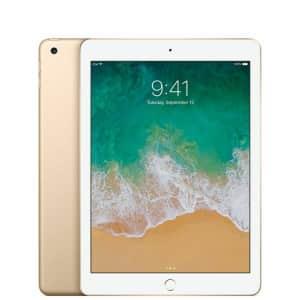 "5th-Gen. Apple iPad 9.7"" 32GB WiFi Tablet (2017) for $155"