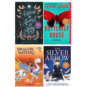 Barnes & Noble Mix & Match Sale: Buy one, get 50% off 2nd
