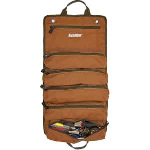 Bucket Boss 6-Pocket Super Roll Tool Bag for $36