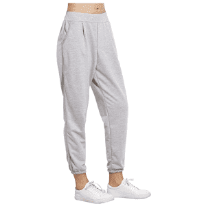 SweatyRocks Women's French Terry Jogger Pants for $13