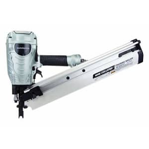 Metabo HPT Framing Nailer, Accepts 28 Degree Wire Weld Collated Framing Nails, 2-Inch to 3-1/2-Inch for $199