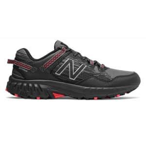 New Balance Men's 410v6 Trail Shoes for $44