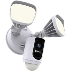 Swann Wi-Fi Floodlight Security Camera for $100