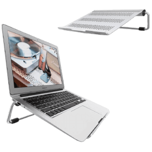 Lamicall Adjustable Laptop Stand for $15