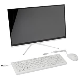 "MSI PRO 22XT AIO Desktop, 21.5"" FHD IPS-Grade LED Touchscreen w/HDMI-in, Intel Pentium G6400, 4GB for $549"