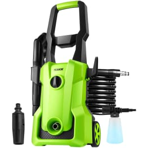 Teande 3,000PSI Electric Pressure Washer for $130