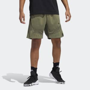 adidas Men's Cross Up 365 Shorts for $19