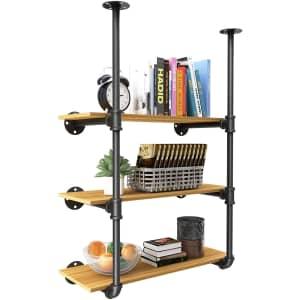 Yitahome 3-Tier DIY Pipe Shelf for $28