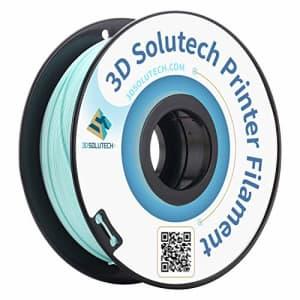 3D Solutech Mint 3D Printer PLA Filament 1.75MM Filament, Dimensional Accuracy +/- 0.03 mm, 2.2 LBS for $20