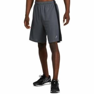 """ASICS Men's 9"""" Training Shorts for $13"""