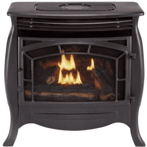 Duluth Trading Co. Forge Dual Fuel Ventless Gas Stove for $693