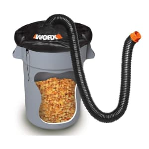 Worx LeafPro Universal Leaf Collection System w/ Turbine Adapters for $37