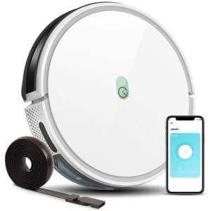 Yeedi Robotic Vacuum Cleaner for $140