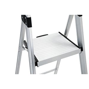 Rubbermaid RMA-5XS 5.5 Ft. Aluminum Project Top Step Ladder for $131