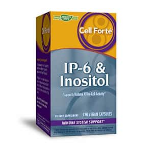 Nature's Way Cell Fort IP-6 & Inositol supports natural killer-cell activity, 120 Capsules for $26