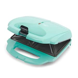 GreenLife CC003726-002 Sandwich Pro Healthy Ceramic Nonstick, Maker, Turquoise for $55