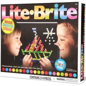 Basic Fun Lite-Brite Classic for $13