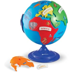 Learning Resources Puzzle Globe for $28
