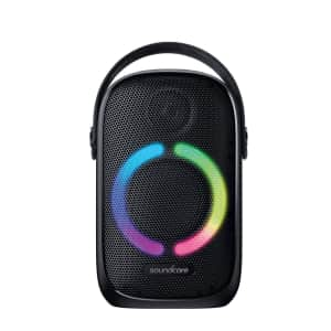 Anker Soundcore Rave Neo LED Bluetooth Portable Party Speaker for $55