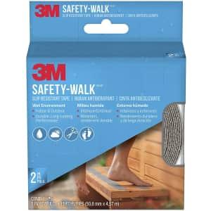 3M Safety-Walk Indoor/Outdoor Tread for $14