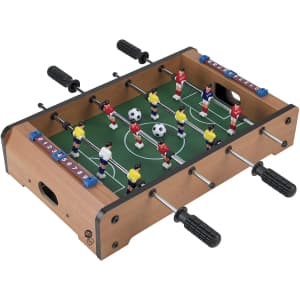 Hey! Play! Tabletop Foosball Table for $24