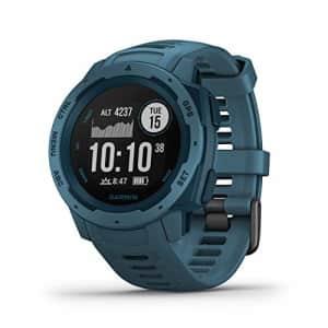 Garmin Instinct Rugged GPS Smartwatch for $208