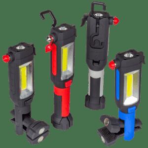 SecureBrite 9-in-1 Emergency Auto Tool w/ Flashlight: 2 for $19
