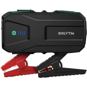 Solvtin S6 Multifunctional Battery Jump Starter for $80
